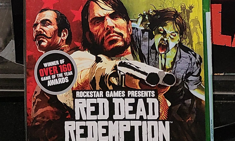 Xbox One / Xbox 360 - Red Dead Redemption : Game Of The Year Edition - *NEW