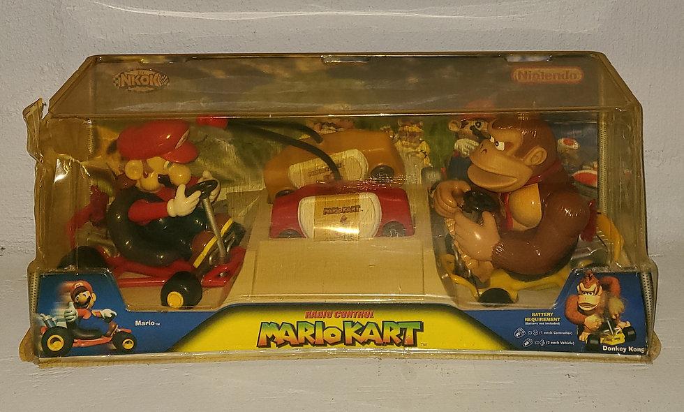 Radio Control : Mario Kart - Nintendo NKOK - 2004 * PKG WEAR