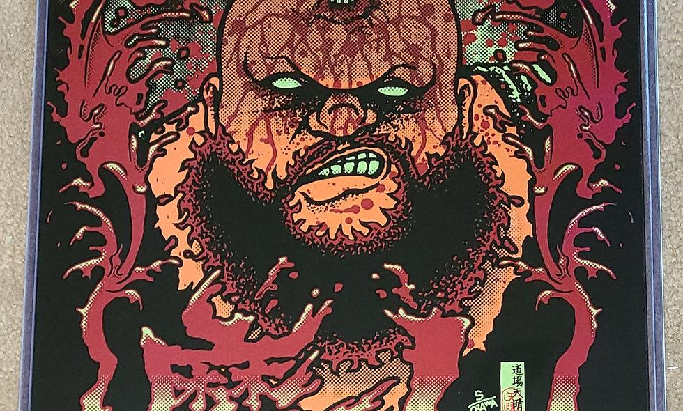 """Funkenstein """"Matt Tremont"""" 11""""x17"""" Poster"""