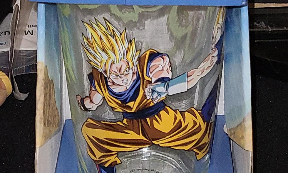 Dragon Ball Z : Super Saiyan Goku - Cool Change Glass