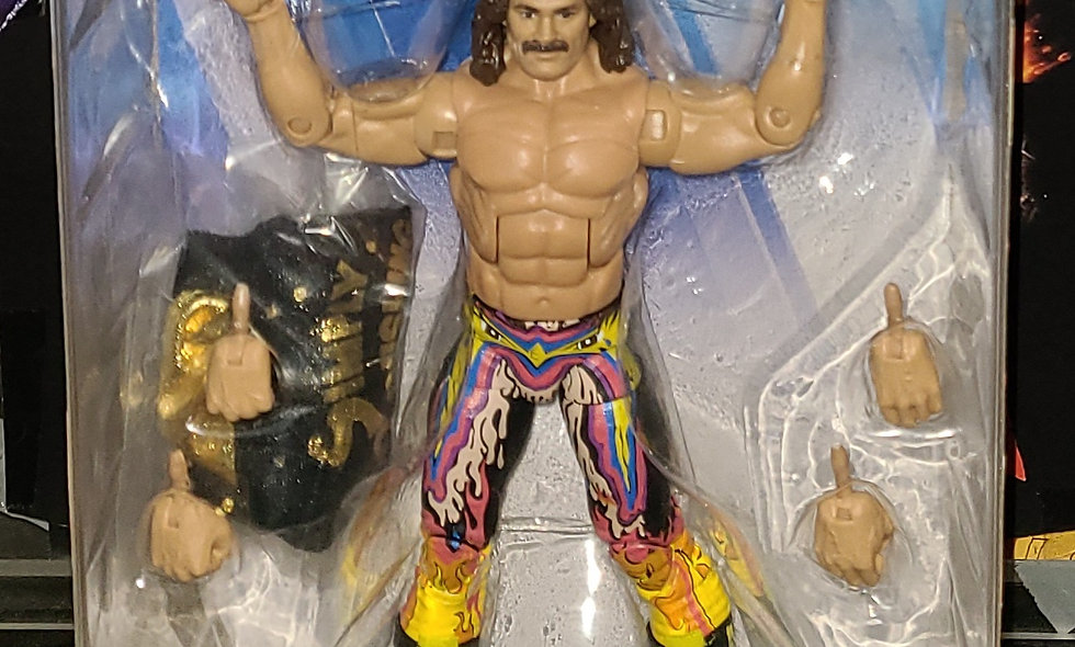 WWE Elite : Summer Slam Series #77 : Ravishing Rick Rude : Mattel