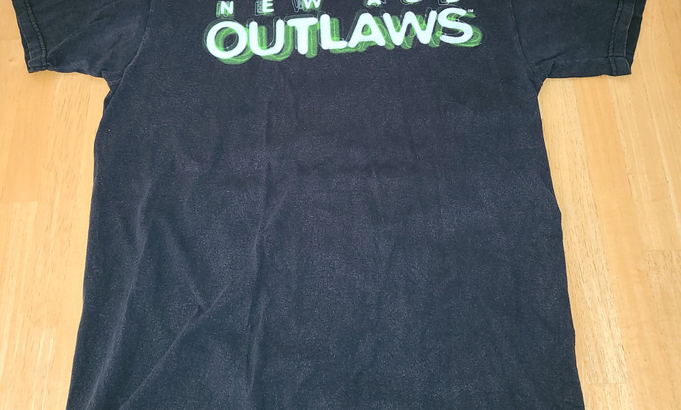 *Preowned  - New Age Outlaws (WWF Tag) T-Shirt Size L