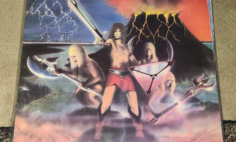 Max Havoc : Max Havoc - Triple Platinum/ 1983 / VG / Metal