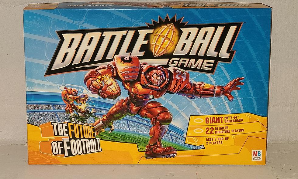 Battle Ball - Milton Bradley Board Game - 2003