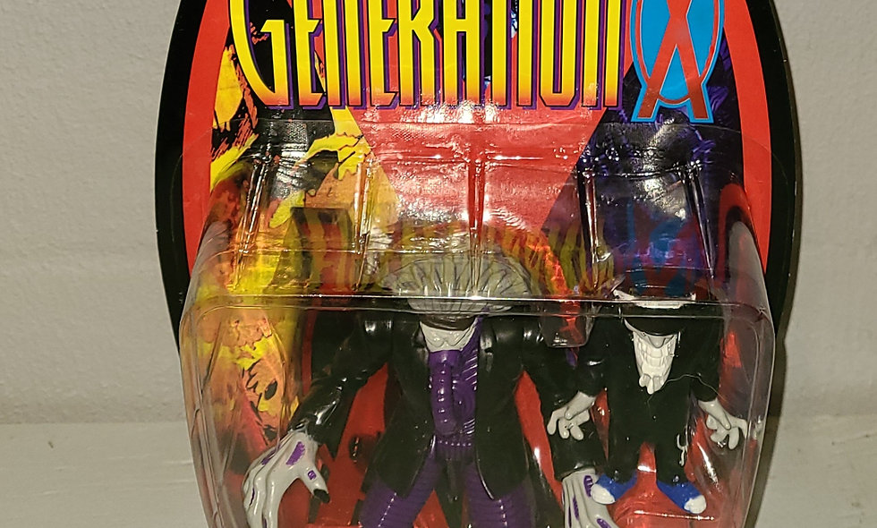 X-Men - Generation X - Emplate - 1996 Toy Biz