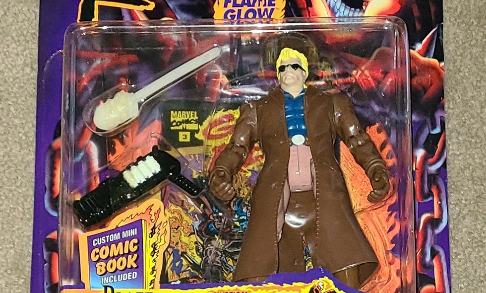 Marvel : Blaze : Ghost Rider : ToyBiz 1995