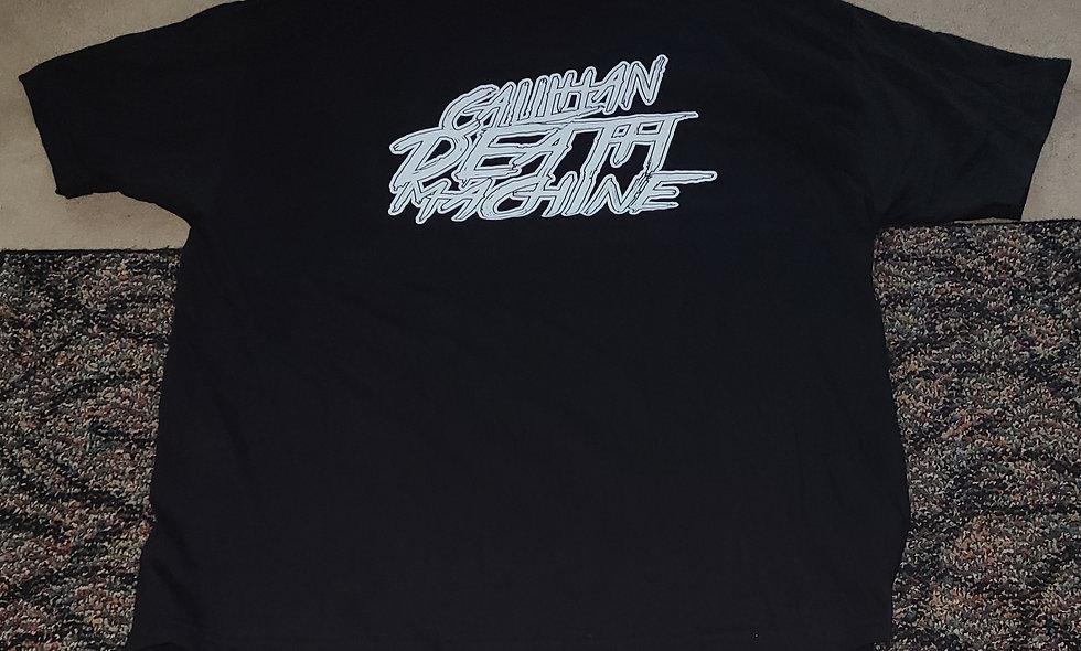 Sami Callihan : Callihan Death Machine - 2x T-Shirt New - CZW Impact