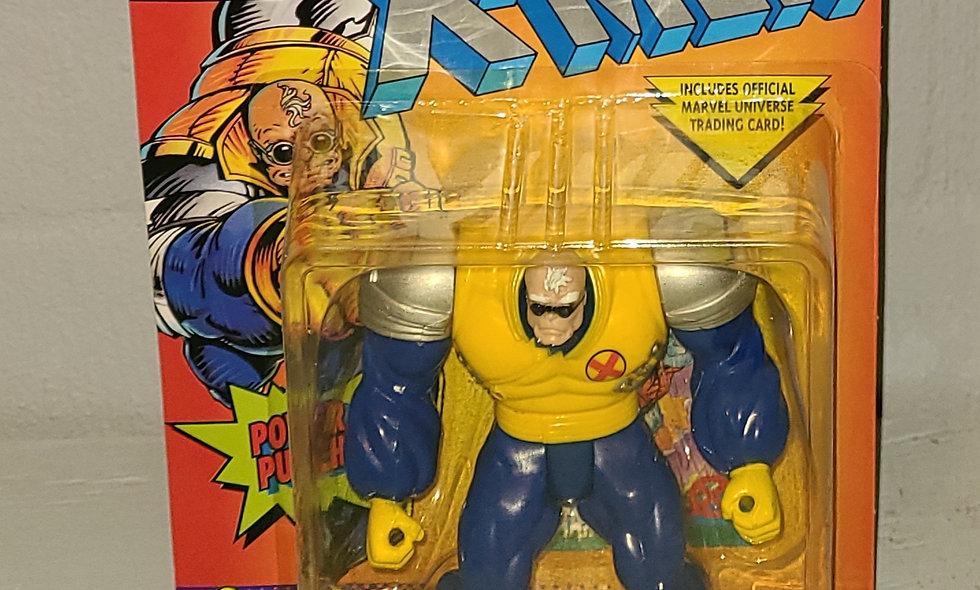 X-Men - The Uncanny - Strong Guy - 1993 Toy Biz
