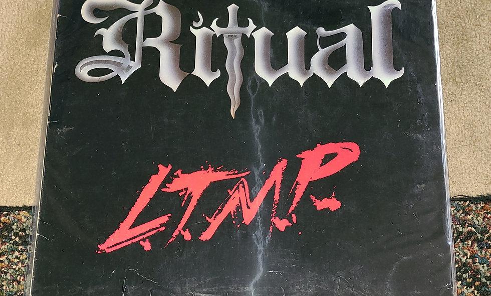 Ritual : L.T.M.P. - 1987 / Rock / Good