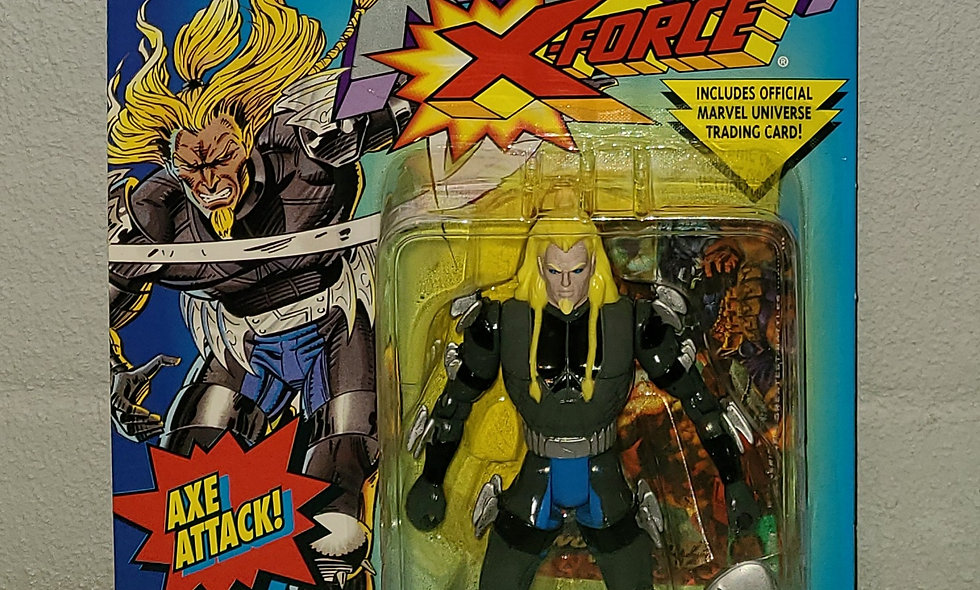 X-Men - X-Force - X-treme - 1994 Toy Biz
