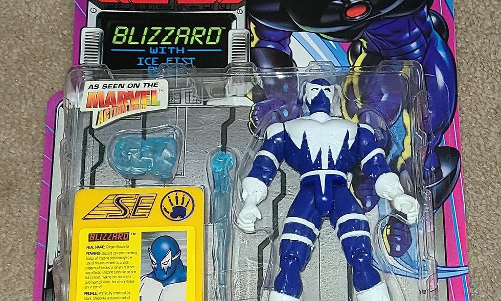 Marvel : Blizzard : Iron Man : ToyBiz 1995