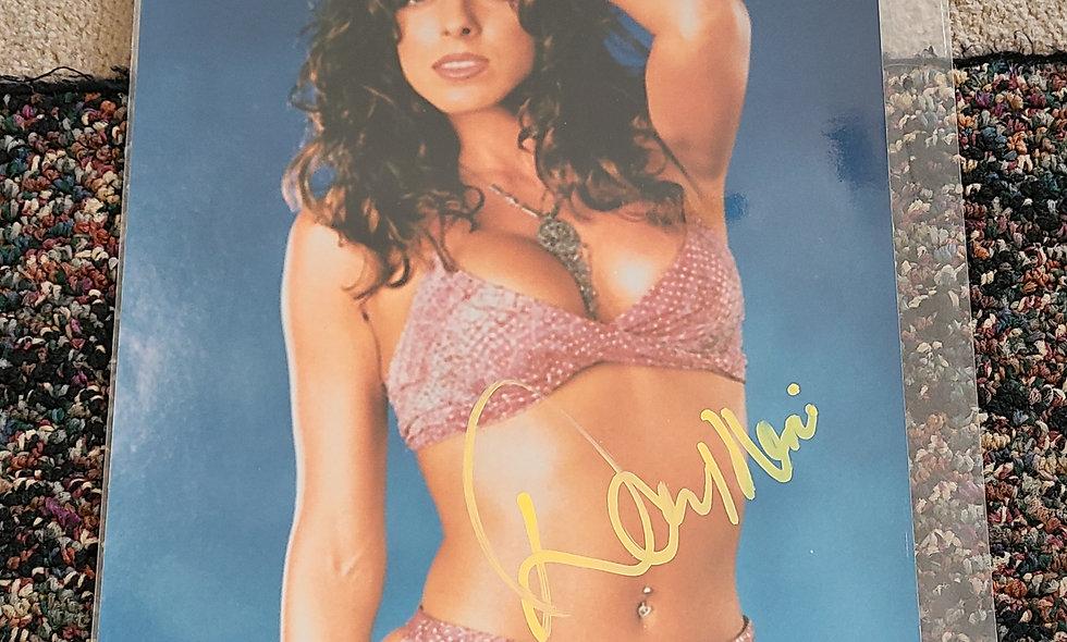 Dawn Marie - WWE / ECW - Autographed 8×10