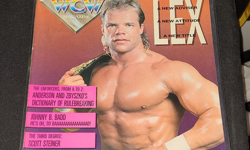 WCW Magazine : December 1991