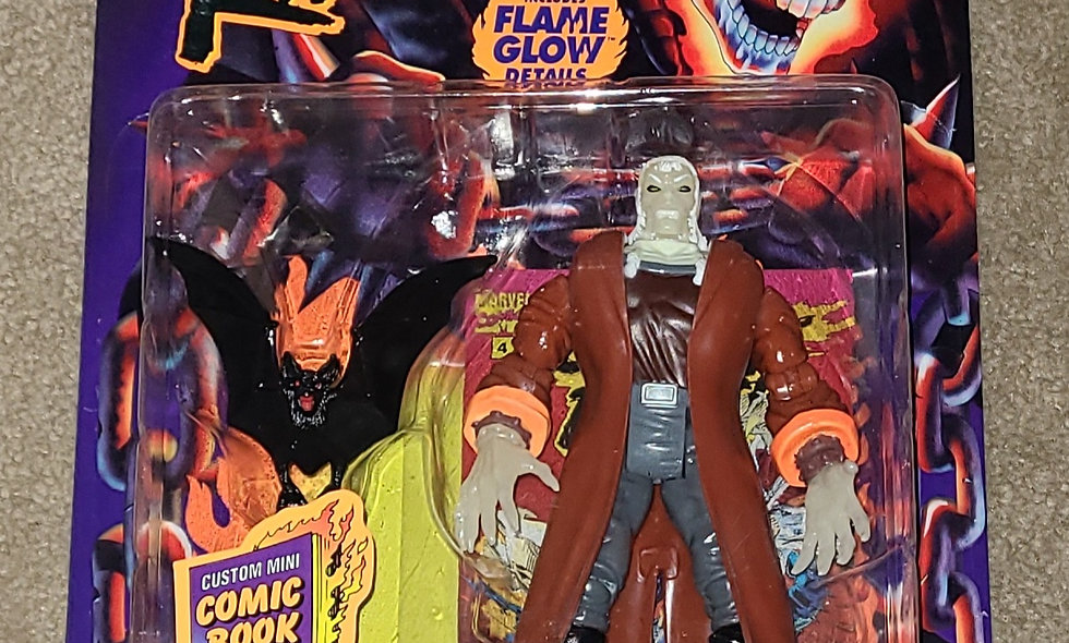 Marvel : Blackout : Ghost Rider : ToyBiz 1995