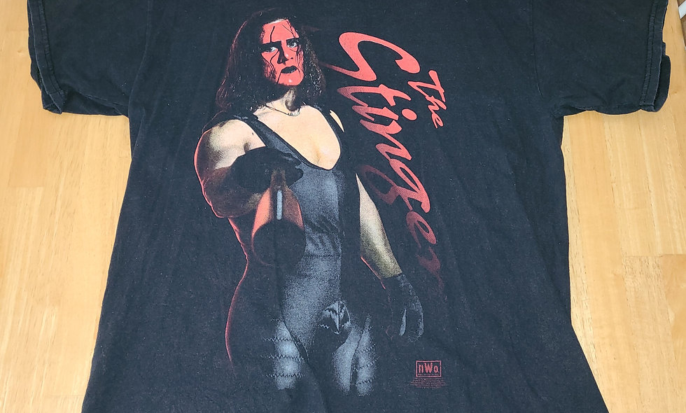 *Preowned - Sting T-Shirt Size L