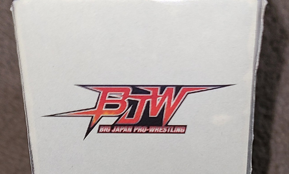 BJW : Ring Truck Bank - Deathmatch Wrestling