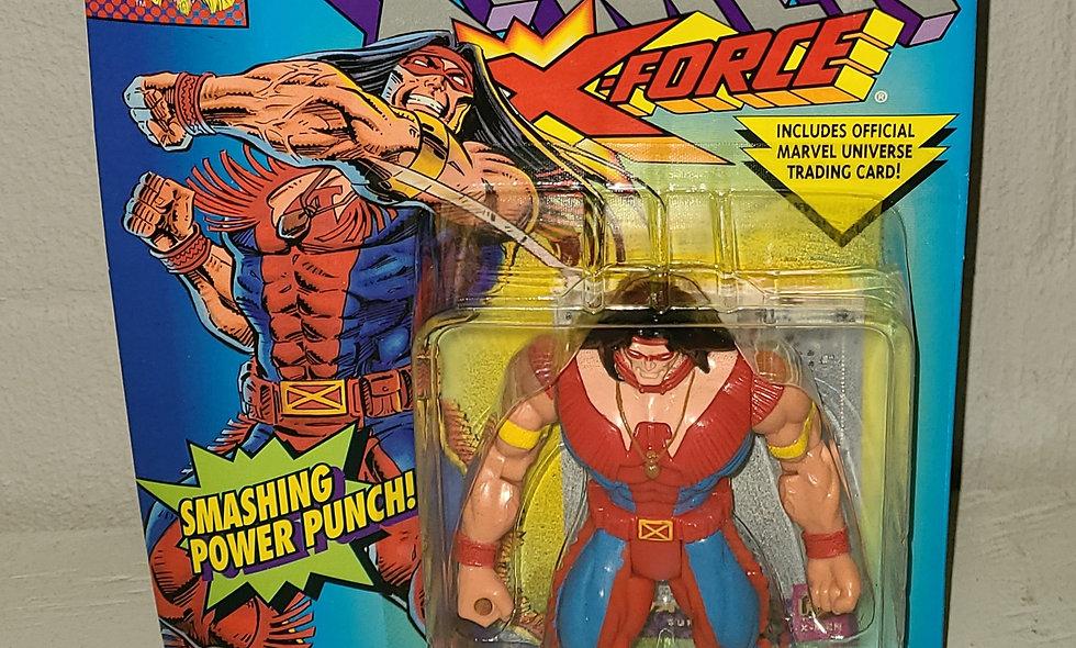 X-Men - X-Force - Warpath - 1994 Toy Biz