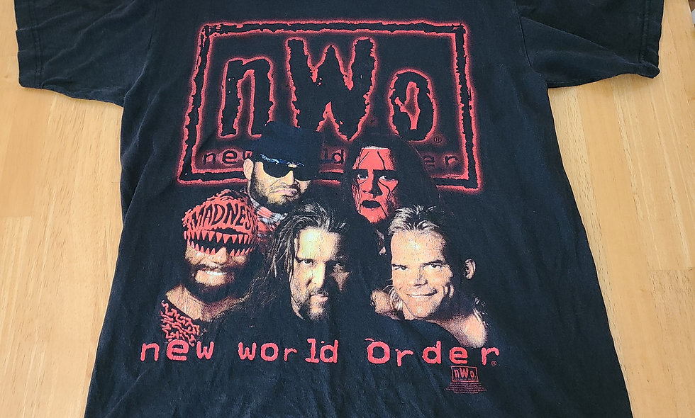 *Preowned  - NWO (Group) T-Shirt Size L
