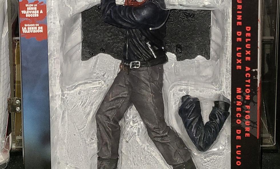 "Negan - Walking Dead 10"" Statue - Mcfarlane"