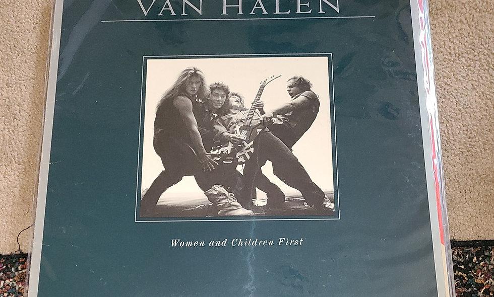 Van Halen : Women & Children First - WB / 1980 / Poor / Rock