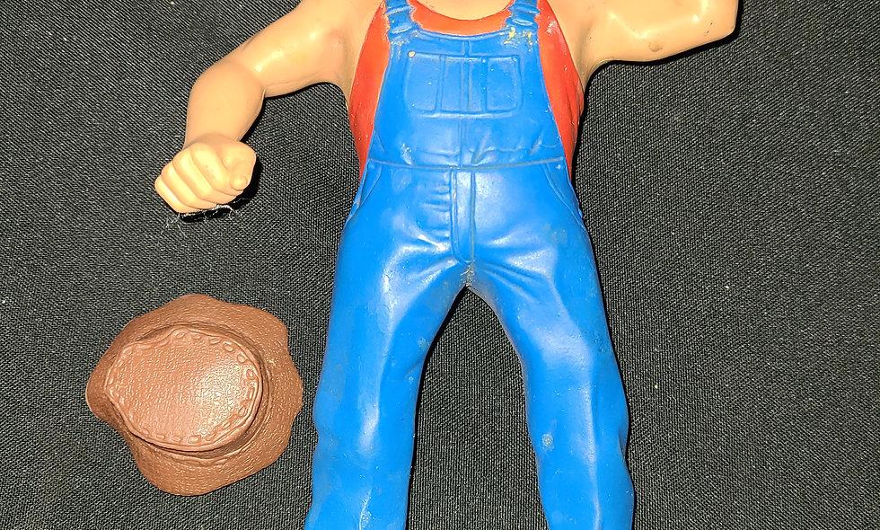 Hillbilly Jim w/ Hat - WWF LJN
