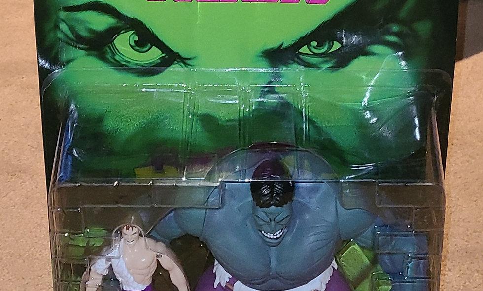 Savage Hulk - The Incredible Hulk - ToyBiz 1996