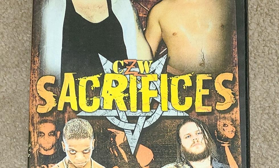 CZW - Sacrifices : 5/13/17 - Dvd