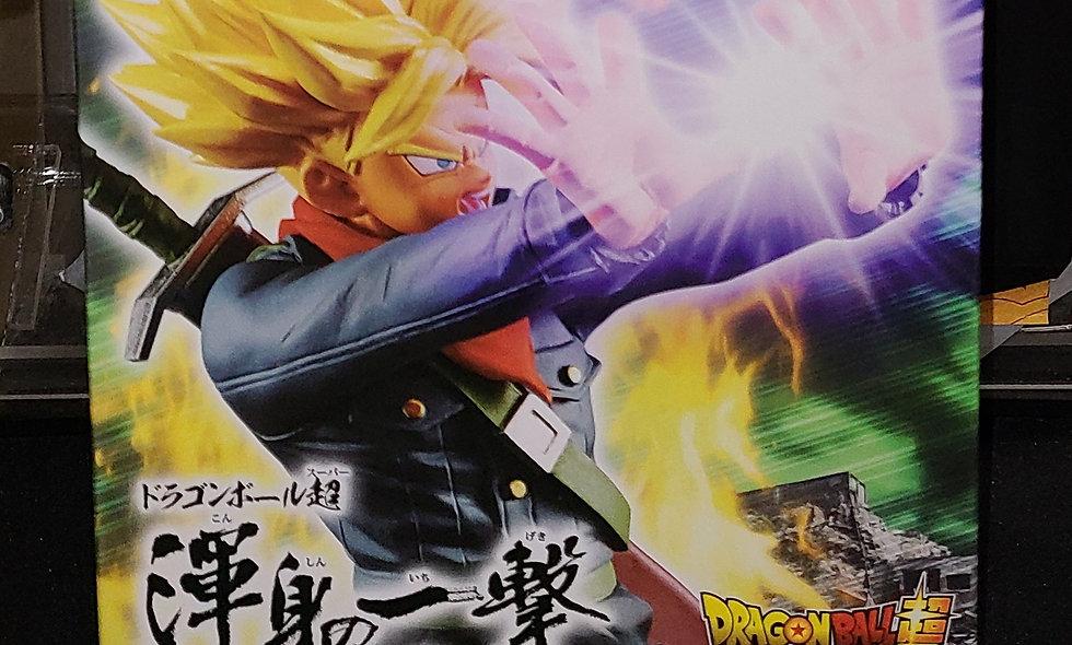 Dragon Ball Z Super - Super Saiyan Trunks - Bandai Banpresto