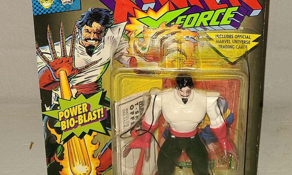 X-Men - X-Force  - Black Tom - 1994 Toy Biz