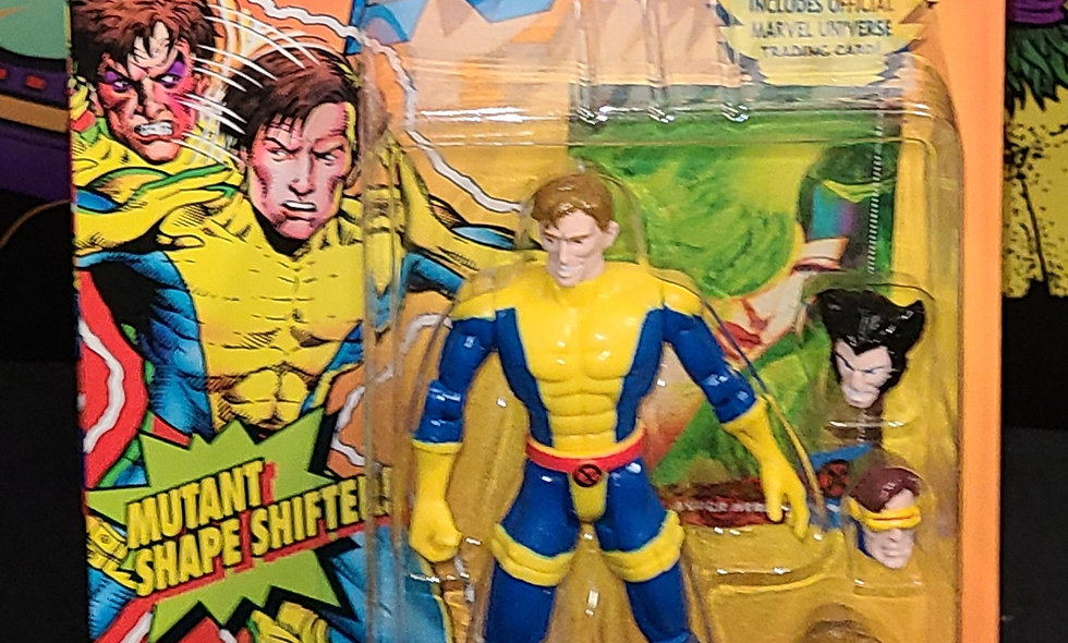 Marvel X-Men : Morph : ToyBiz 1994