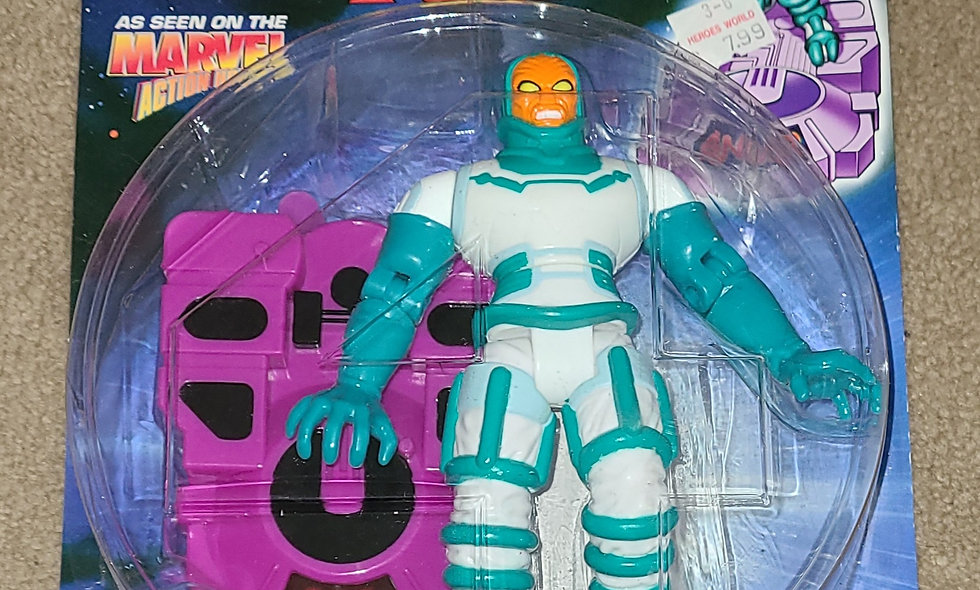 Marvel : Psycho Man : Fantastic Four : ToyBiz 1996