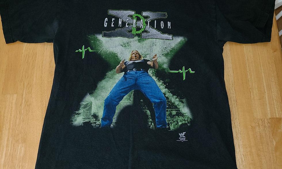 *Preowned  - DX (Triple H) T-Shirt Size L