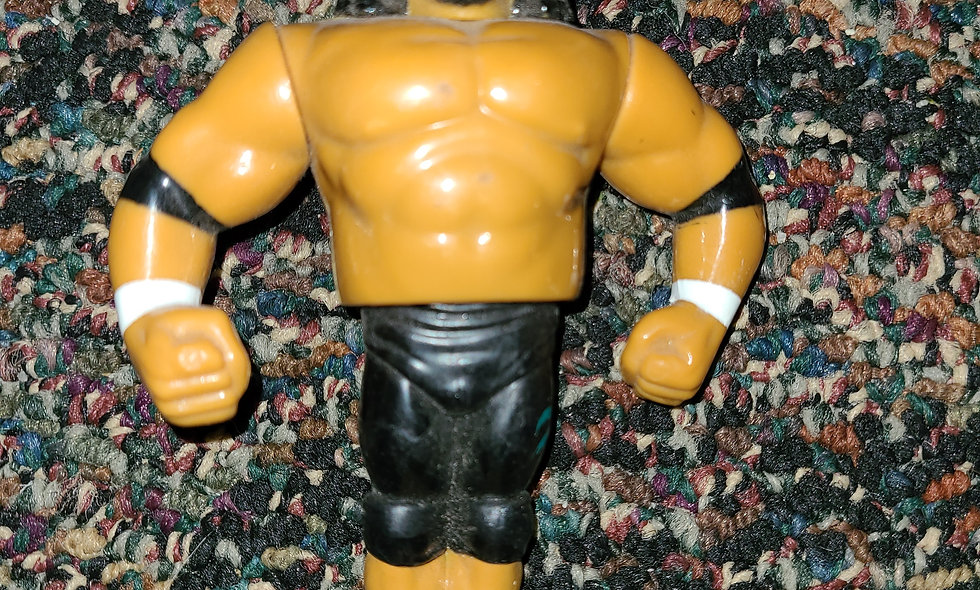 WWF Hasbro - Samu / The Wild Samoans - Action Figure * Action Works