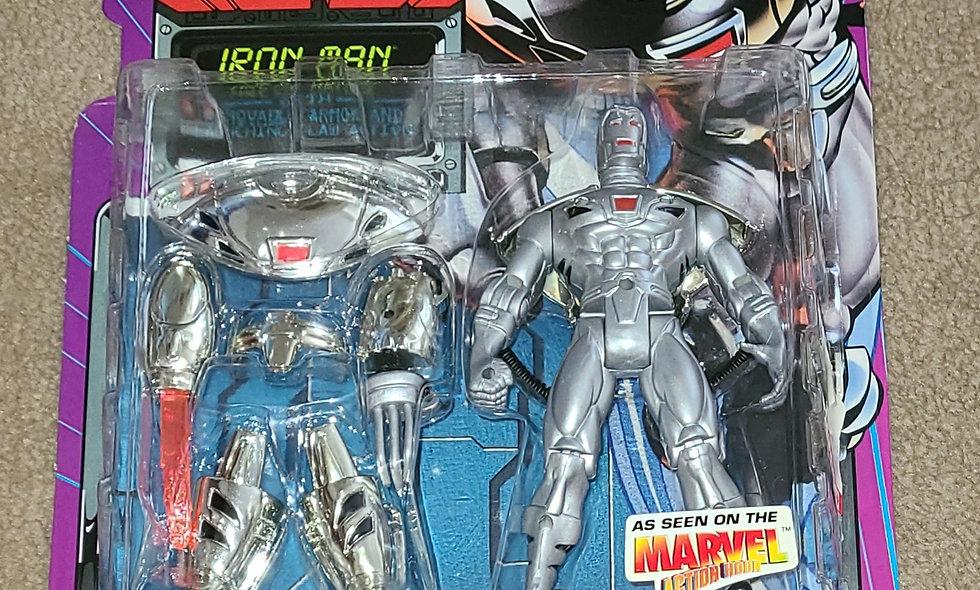 Marvel : Iron Man Artic Armour : Iron Man : ToyBiz 1995