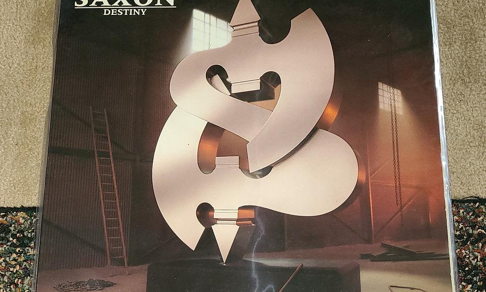 Saxon : Destiny - EMI / 1988 / Good / Rock
