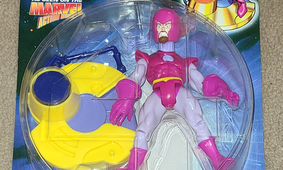 Marvel : Wizard : Fantastic Four : ToyBiz 1996