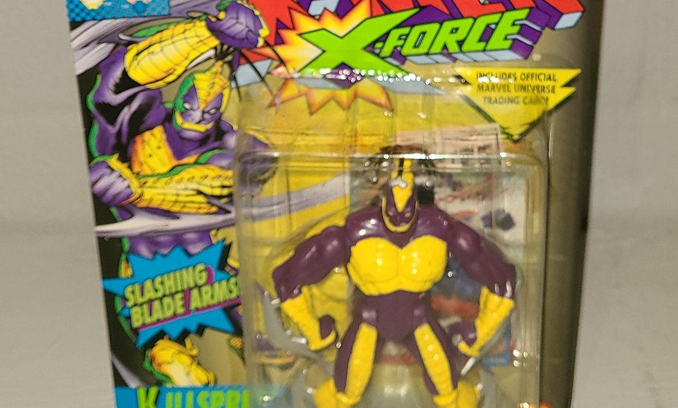 X-Men - X-Force - Killspree - 1994 Toy Biz