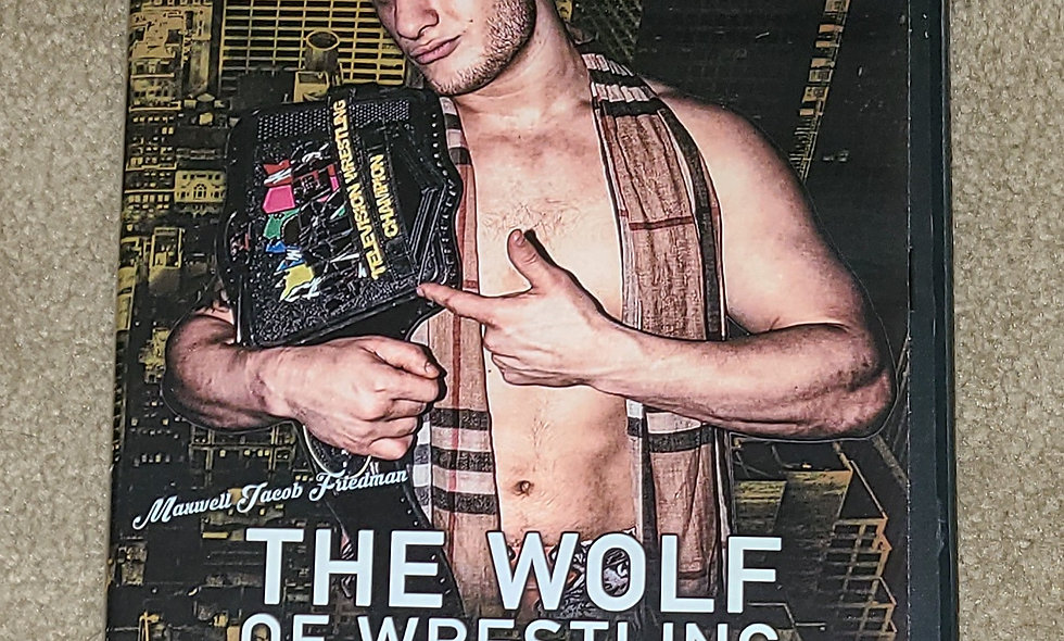 CZW - The Wolf Of Wrestling : 10/14/17 - DVD