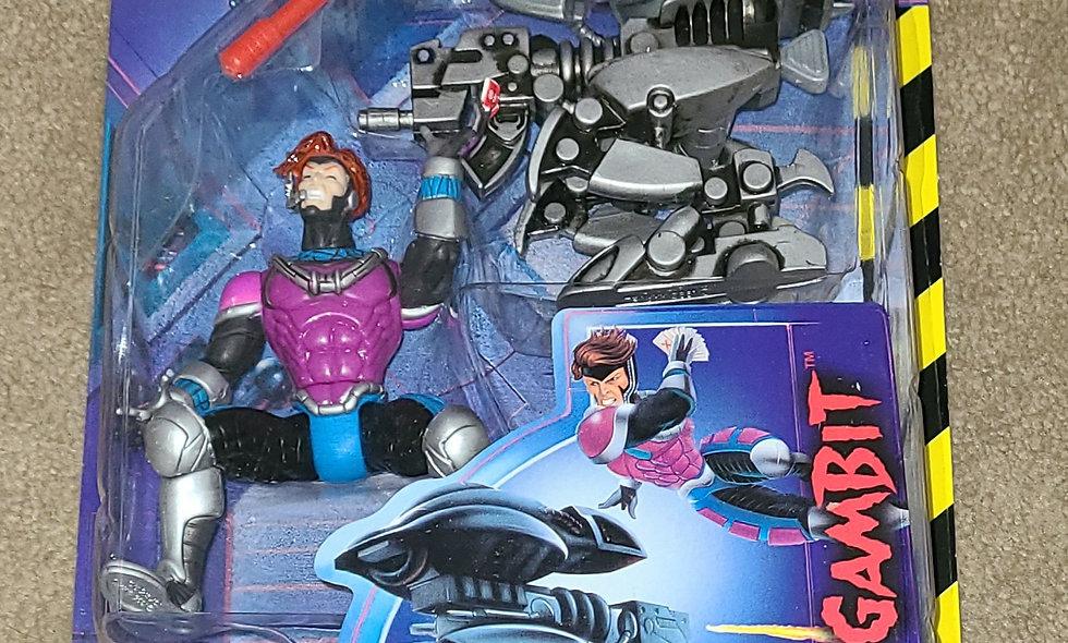 Marvel - Gambit : Xmen Robot Fighters : ToyBiz  1997