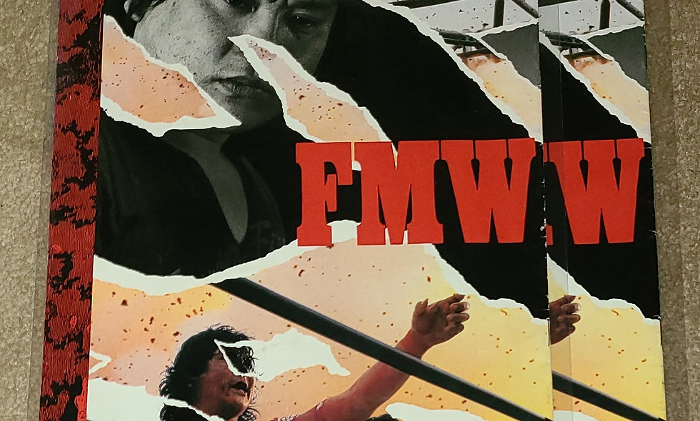 FMW - Program - Deathmatch Wrestling Onita