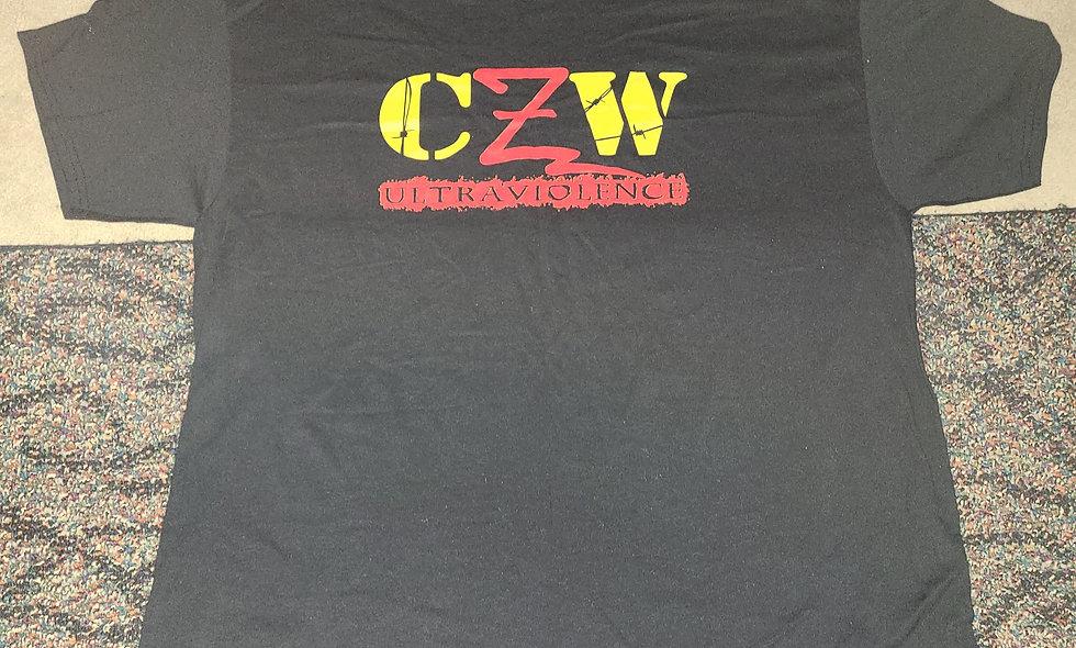 CZW : Ultraviolence - 2x T-Shirt New
