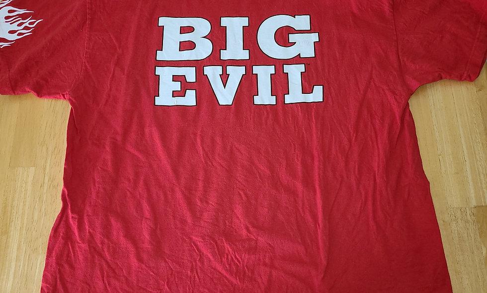*Preowned  - Undertaker (Big Evil) T-Shirt Size 2X