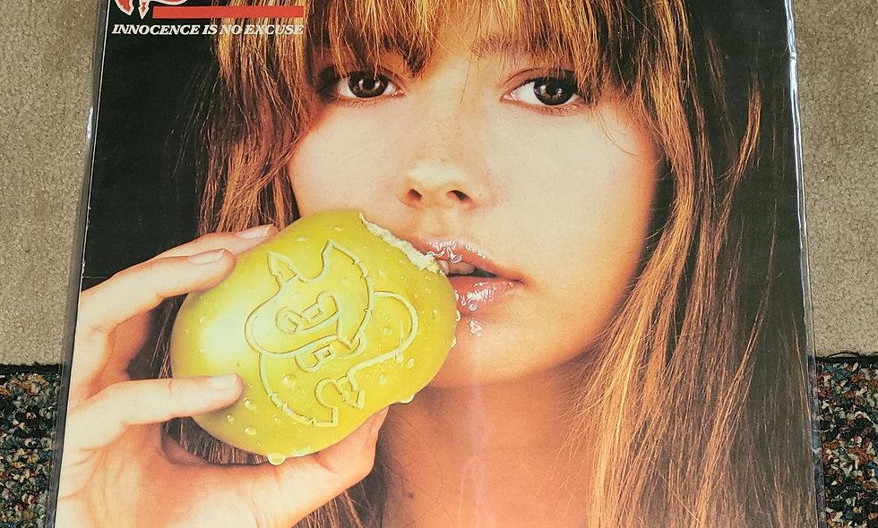 Saxon : Innocence Is No Excuse - EMI / 1985 / Good / Rock