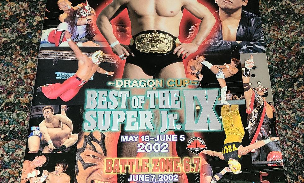 NJPW - Best Of The Super Jr. 9 - 2002