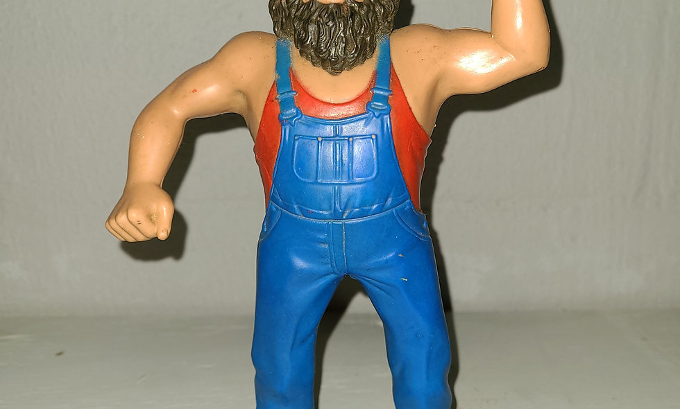 Hillbilly Jim (A) - WWF LJN