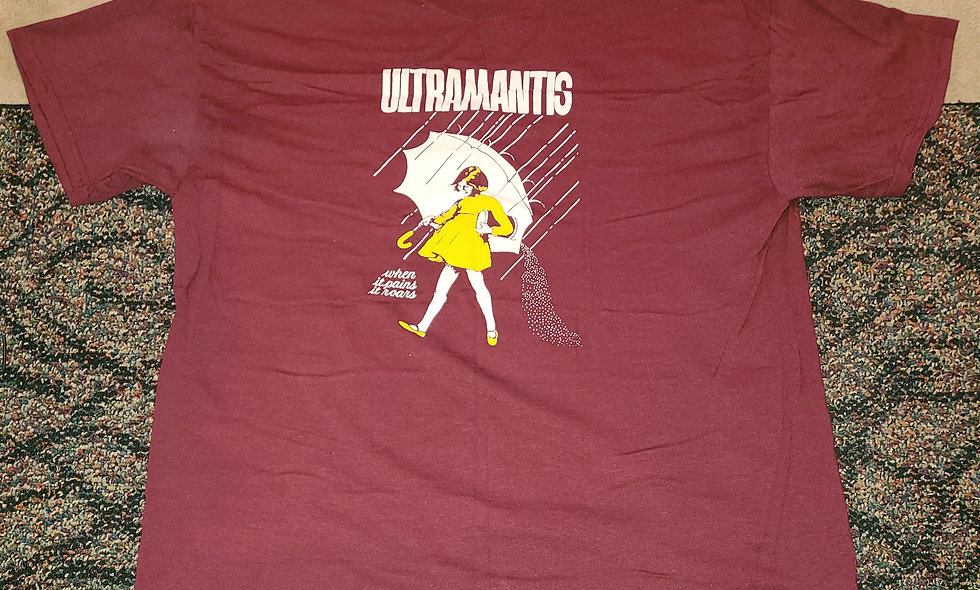 Chikara - Ultramantis T-Shirt - *NEW Size XL