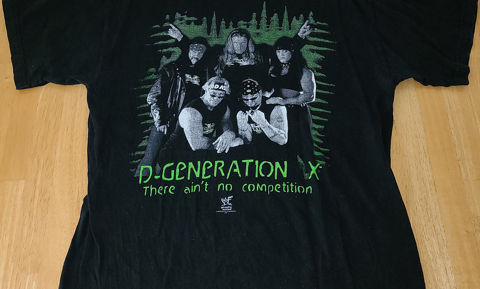 *Preowned  - D Generation X (No Competition) T-Shirt Size L