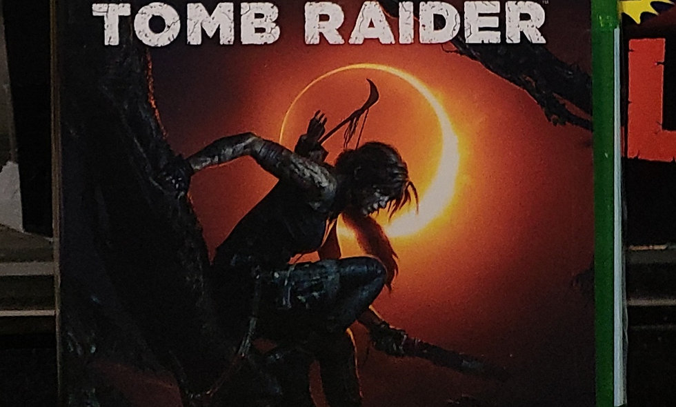 Xbox One - Shadow Of The : Tomb Raider - *NEW