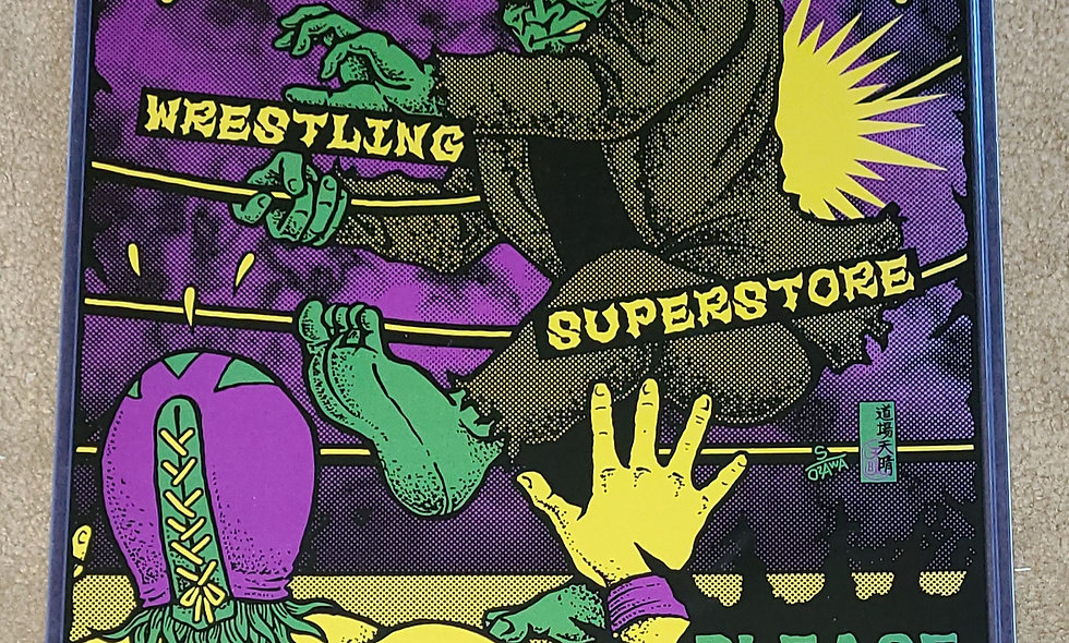 """Funkenstein """"Frankenstein"""" 11""""x17"""" Poster"""