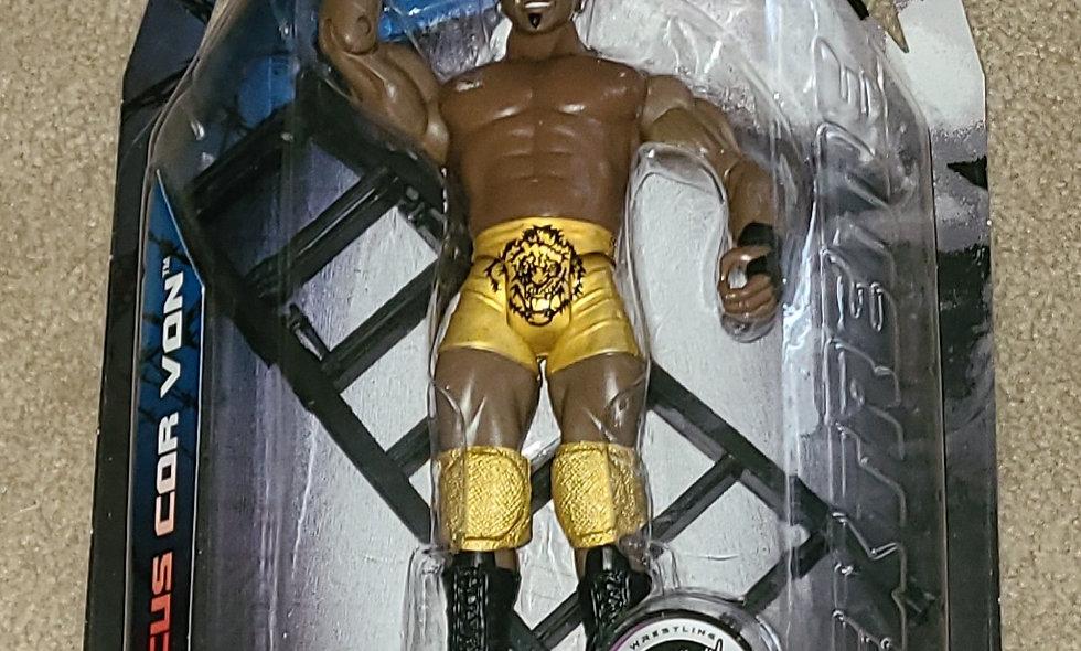 WWE : ECW : Marcus Cor Von - 2007 Jakks
